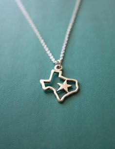 texas, best necklace ever