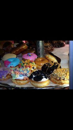 Voodoo donuts..