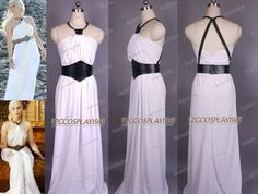 New Arrival Game of Thrones Daenerys Targaryen PROM dress film and television-in Costumes & Accessories from Apparel & Accessories on Aliexp...