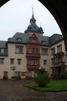 Hailer - Meerholz, Schloss, Schlosskirche Ysenburg-Meerholz