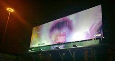 Marilyn Minter, Billboard, Flat Screen, Tv, Pretty, Flat Screen Display, Signage, Tvs, Television Set