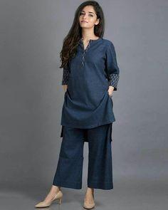 Pakistani Fashion Casual, Pakistani Dresses Casual, Indian Fashion Dresses, Pakistani Dress Design, Indian Designer Outfits, Summer Fashion Outfits, Summer Outfits Women, Indian Outfits, Hijab Casual