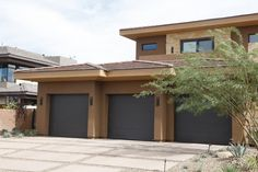 Martin Garage Doors of Nevada offers sales, repair and maintenance of residential and commercial garage doors. We also have your automatic gate needs covered. Martin Garage Doors, Garage Doors For Sale, Garage Door Colors, Commercial Garage Doors, Automatic Gate, Nevada, Contrast, Outdoor Decor, Home Decor