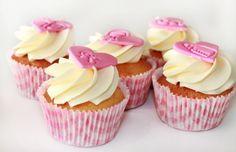 Roze cupcakes jammie!!