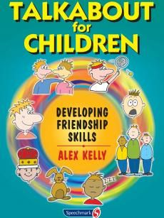 Talkabout for Children - Developing Friendship Skills Edition) - Winslow® - Resources for Education, Health & Social Care Middle Childhood, Teaching Plan, Effective Learning, Interactive Activities, Social Thinking, Book Format, School Counselor, Working With Children, Social Skills