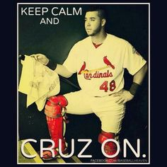 Keep calm and cruz on!