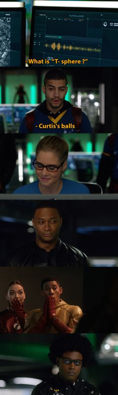 TVShow Time - Arrow - Fighting Fire with Fire << Curtis is not impressed Arrow Funny, Arrow Memes, Dc Tv Shows, The Cw Shows, Arrow Cw, Team Arrow, Supergirl Dc, Supergirl And Flash, Cw Series