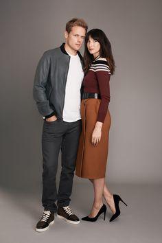 Outlander's Caitriona Balfe and Sam Heughan on Love, Friendship, and Season 3