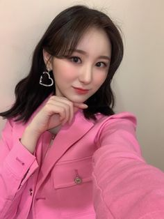 IZ*ONE-Chaeyeon official update Twitter Update, Kpop Girl Groups, Kpop Girls, Yuri, Yongin, Survival, Japanese Girl Group, The Wiz, Photos