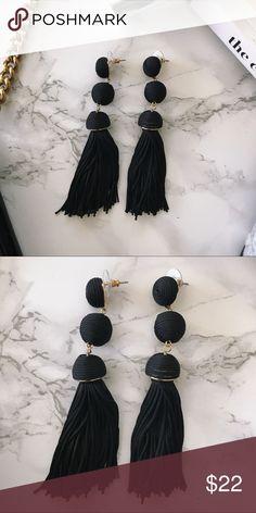 ⭐️ SALE ⭐️  LANA Bon Bon Earrings Gorgeous Bon Bon Earrings with tassels gold accents. Jewelry Earrings