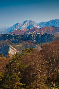 Picos de Europa (Asturias): los paisajes más románticos - 18 paisajes de España a los que les sienta bien el otoño