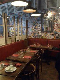 Foto's van Les Fils à Maman - Lyon, Lyon - Restaurant afbeeldingen - TripAdvisor