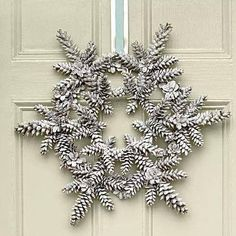 'Snowflakes' winter deco | Creative Expressions
