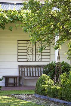 a country veranda