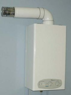 Morco room sealed water heater. The sealed water heater gives the installer the option of fitting the appliance anywhere in the unit, needing no ventilation.The F11-E can be installed in bedrooms, bathrooms, kitchens and toilets with total safety. Using a side flue the F11-E does away with unsightly roof flues, which also makes for easier transport and sighting.