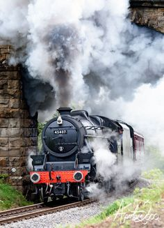 Steam Train 2 by Colin Carter on 500px