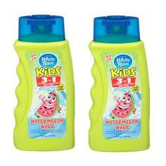 En Walmart puedes conseguir los White Rain Kids 3-in-1 de 12 oz a $0.97 regularmente. Compra (2) y utiliza (1) cupón que puedes imprimir de ..