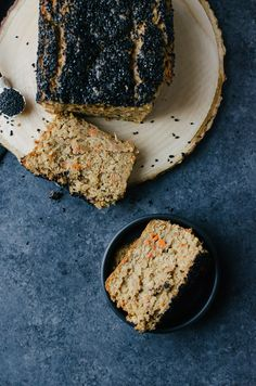 Carrot cake bread, Carrot cakes and Carrots on Pinterest