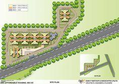 Signature Global Site Map Master plan Sector 93 gurgaon http://signatureglobalgurgaon.com/images/small/SITE-PLAN-small.jpg sector 93 siteplan master plan