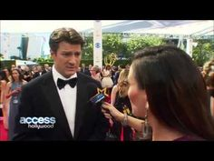 Emmys 2013  Nathan Fillion Shares Castle Season 6 Secrets
