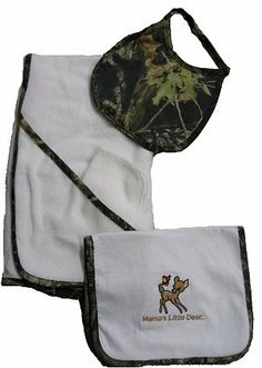 Momma's Little Deer 4 Piece Camo Gift Set for Baby, http://www.amazon.com/dp/B005LRT5WQ/ref=cm_sw_r_pi_awd_zODisb09QNQ1J