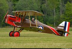 Royal Aircraft Factory SE-5A Replica aircraft picture