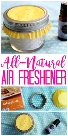 Cleaners Homemade, Diy Cleaners, Household Cleaners, Household Tips, Diy For Teens, Diy For Kids, Fun Crafts To Do, Diy Crafts, Natural Air Freshener