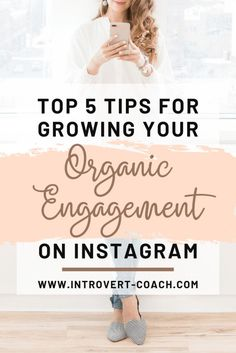 Social Media Tips Social Media Tips, Social Media Marketing, Instagram Marketing Tips, Instagram Bio, Call To Action, Target Audience, Growing Your Business, Small Businesses, Organic