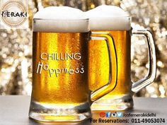 #Beer is always #good , if #enjoyed with good #friends !! #Cafe #Lounge #drink