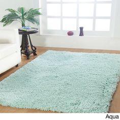 Affinity Home-soft Luxurious Plush Shag Rug (8' x 10')