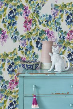 Catrin wallpaper by Bluebellgray