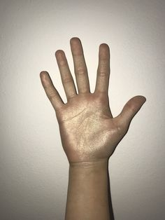 Okay , my hand