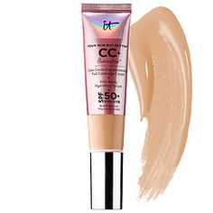 IT Cosmetics - Your Skin But Better™ CC+Illumination™ Cream with SPF 50+  #sephora