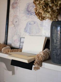 Black Leather Journal Italian Long Stitch Binding on Etsy, $30.00