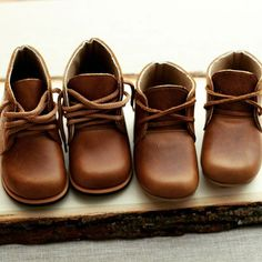 Gorgeous, handcrafted leather boots for babies & toddlers from Adelisa & Co.