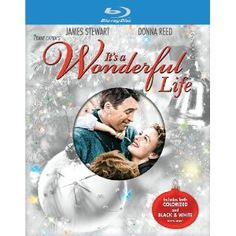 It's a Wonderful Life  George Bailey (played superbly by James Stewart) grows up in the small town of Bedford Falls, dreaming dreams of adventure and travel, but circumstances conspire to keep him enslaved to his home turf. Frustrated by his life, and haunted by an impending scandal, George prepares to commit suicide on Christmas Eve. A heavenly messenger (Henry Travers) arrives to show him a vision: what the world would have been like if George had never been born.