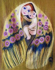 Tapestry by Myhailo Bilas, Ukraine, from Iryna with love