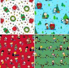 Snoopy Holiday Crib Sheets by BabyBearDays. Celebrate the holidays in the baby's room with Charlie Brown's Christmas crib sheets.