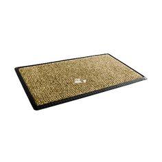 Clean Carpet Dørmåtte 723010 - Grå-skrå Kant      8mmx40x70cm