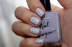 houndstooth nail