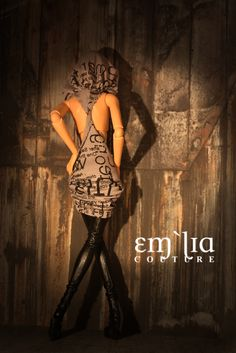 Torn collection by emiliacouture