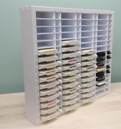 Need one if these fir my craft room Pro Ink / ReInk Organizer main photo including Stampin' Up ink pads.