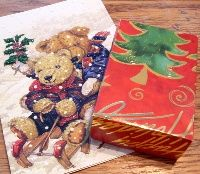 Everyone loves to receive postcards, and greeting cards for special occasions. They're simple, thoughtful, and beautiful - especially Christmas...