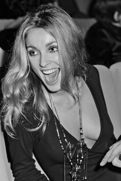 A Look Back at Sharon Tate's Carefree Glory Days: At the premiere of Rosemary's Baby, Cannes Film Festival, May 1968