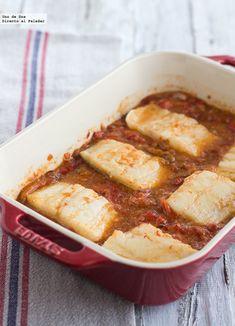 23 recetas de bacalao. Slow Food, A Food, Food And Drink, Fish Recipes, Seafood Recipes, Mexican Food Recipes, Cooking Recipes, Tapas, Nordic Recipe