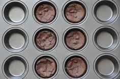 Vegan Black Bean Brownies-My Little Celebration