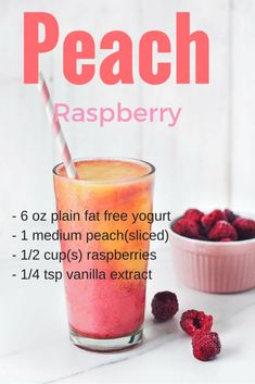 Healthy Shakes, Healthy Drinks, Healthy Eating, Protein Shakes, Clean Eating, Healthy Breakfast Smoothie Recipes, Healthy Meals, Nutrition Drinks, Healthy Recipes For Weight Loss