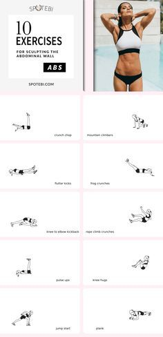 Get that flat tummy you've been dreaming about with this 17-minute Ab Workout for women! https://www.spotebi.com/workout-routines/ab-workout-toning-midsection-sculpting-abdominal-wall/