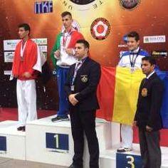 Giovane karateka verbanese vince due titoli mondiali