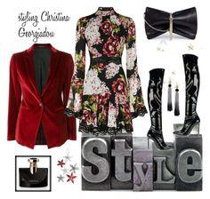 My Style Rocks! by christina-geo on Polyvore featuring Nicholas, Tagliatore, Antonio Barbato, Jimmy Choo, BP. and Bulgari